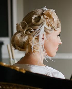 Holiday Hairstyle: The Great Gatsby Look for Short & Long Hair ...